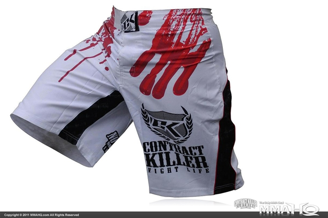Contract Killer Fight Shorts